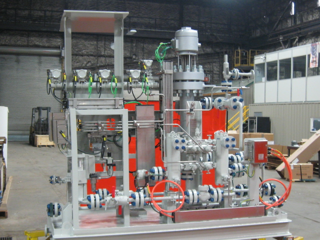 Cobey Gas Conditioning Skid