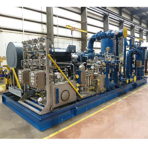 Screw Compressor Packaging