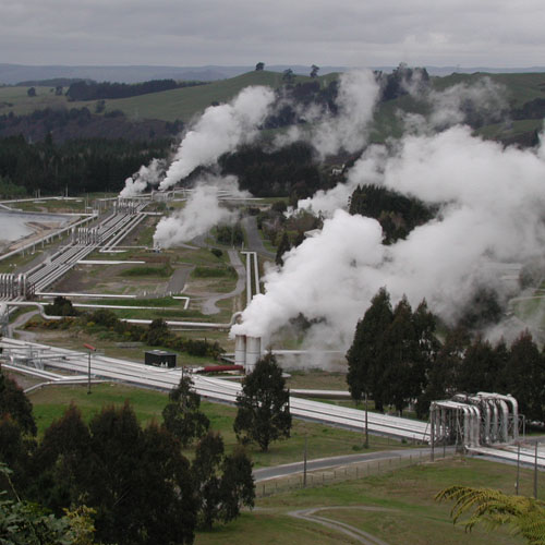 Cobey - Geothermal Power Station